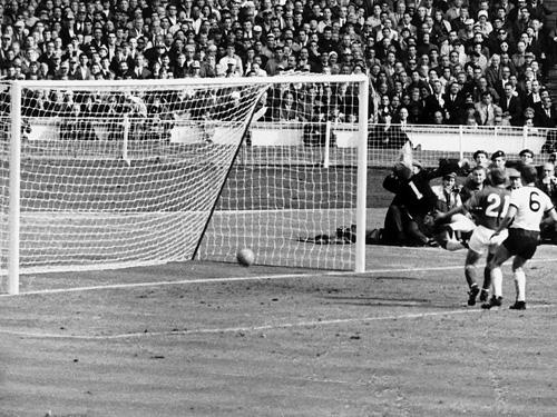 Deutschland England 1966