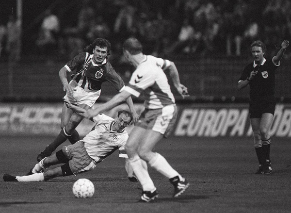 toni polster interview