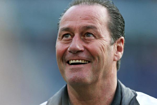 Huub Stevens beim VfB Stuttgart