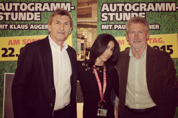Klaus Augenthaler und Paul Breitner