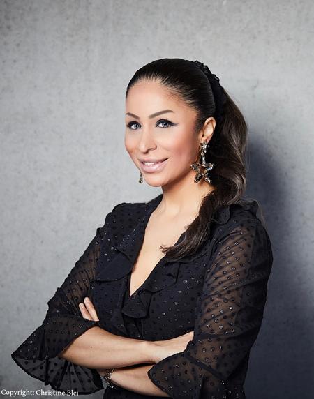 Dr. Samira Samii (Sportmanagerin und Rund-Kolumnistin)