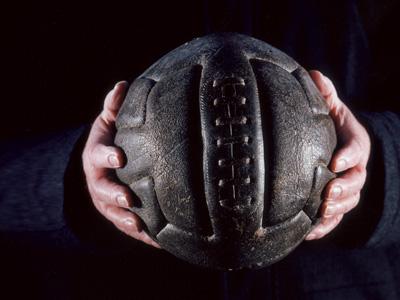 das erste fussball